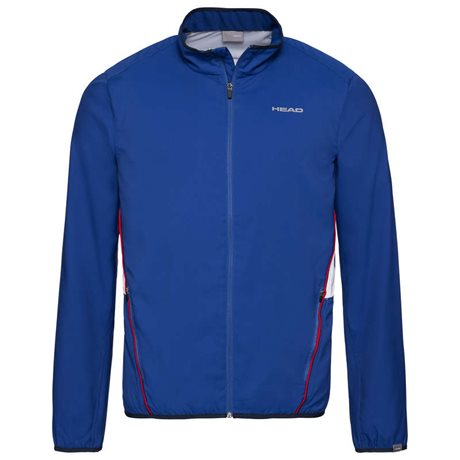 HEAD Club Jacket Boy Royal