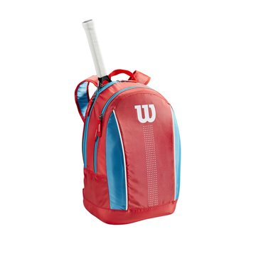 Produkt Wilson Junior Backpack Coral/Blue 2021