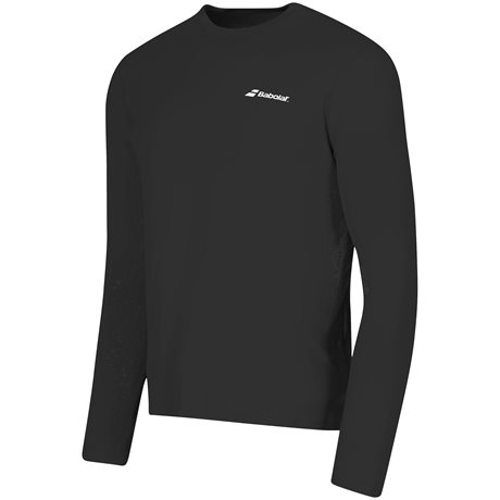 Babolat Long Sleeve Men Core Black 2016