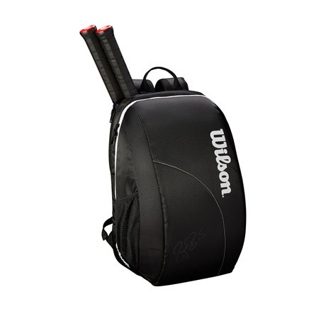 Wilson Federer Team Backpack Black 2019