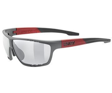 Produkt UVEX SPORTSTYLE 706, GREY MAT-RED (5316) 2021