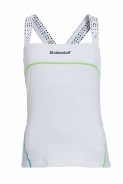 Produkt Babolat Tank Women Match Performance White 2015