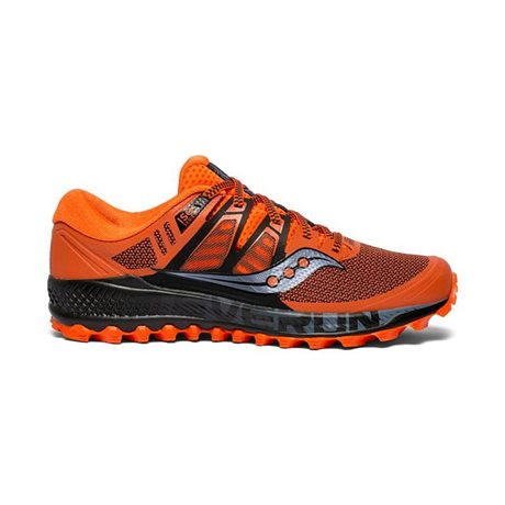 Saucony Peregrine ISO Orange/black