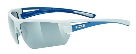 UVEX GRAVIC, WHITE BLUE