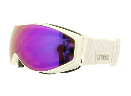 UVEX HYPERSONIC CX white/ltm pink/lgl/clear S5504101026