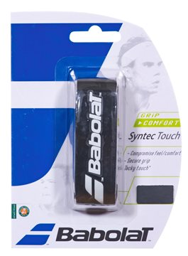 Produkt Babolat Syntec Touch Grip Black