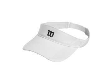 Produkt Wilson Rush Knit Visor Ultralight White