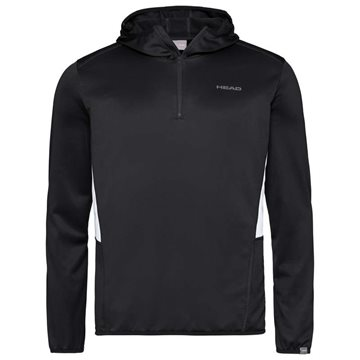 Produkt HEAD Club Technical Hoodie Men Black