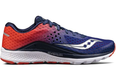 Saucony Kinvara 8 Navy/Orange