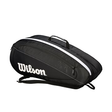 Produkt Wilson Federer Team 6 Pack Black 2019