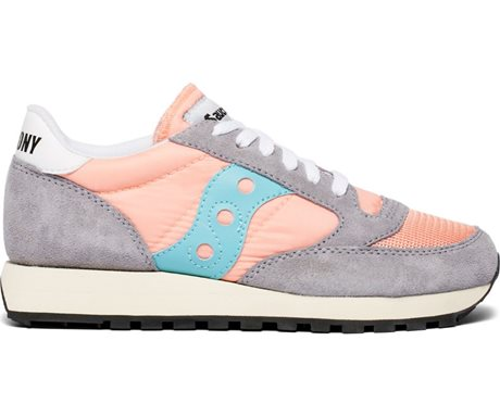 Saucony Jazz Original Vintage Peach/Grey/Blue
