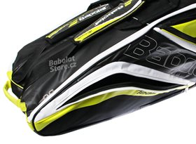 Babolat-Team-Line-Racket-Holder-Yellow-X12-2016_04