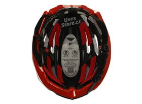 UVEX-RACE-5,-BLACK-MAT-RED_vnitrni